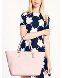 Kate Spade | Pink Cedar Street Medium Harmony | Lyst