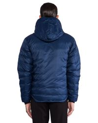 Canada Goose Blue Lodge Hoody for men