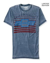 Aéropostale | Blue American Classic Graphic T for Men | Lyst
