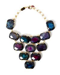Rosantica - Multicolor Multicolour Dita Short Necklace - Lyst