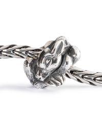 Trollbeads - Metallic Fawn - Lyst