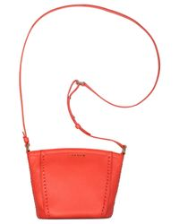 Cole Haan | Pink Nickson Top Zip Crossbody | Lyst