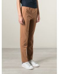 Acne Studios Natural 'Saville' Trousers