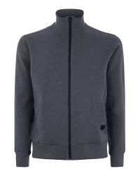Victorinox | Gray Torrent Full Zip Sweat for Men | Lyst