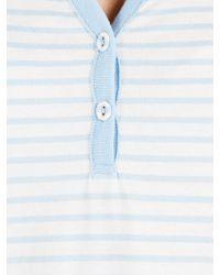 John Lewis Blue Stripe Nightdress