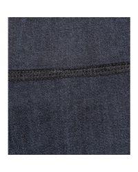 Tory Burch - Blue Tech Stretch Leggings - Lyst