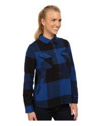 Woolrich - Blue Oxbow Bend Shirt Jac - Lyst