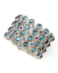 Konstantino - Thalassa London Blue Topaz Bracelet - Lyst