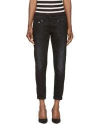 R13 | Black 'the Drop' Jeans | Lyst