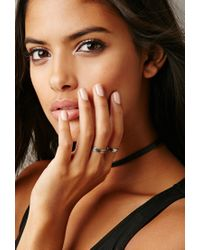 Forever 21 Metallic Gypsy Warrior Partners In Crime Ring Set