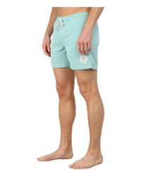 G-Star RAW | Blue Devano Swim Shorts for Men | Lyst