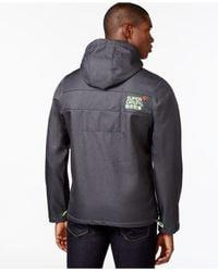 Superdry | Gray Windtrekker Jacket for Men | Lyst