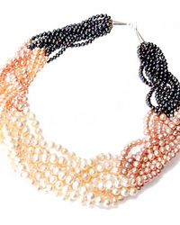 Nakamol - Multicolor Roma Necklace-mix Pearl - Lyst