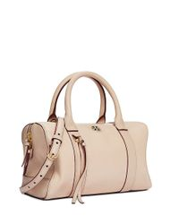 Tory Burch - Natural Brody Small Satchel - Lyst
