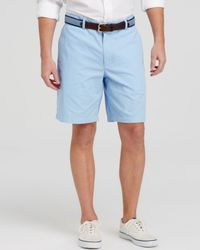 Vineyard Vines Blue Classic Summer Club Shorts for men
