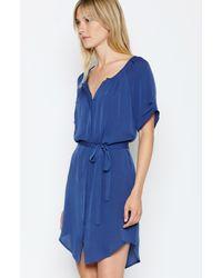 Joie Blue Onalee Dress