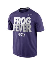Nike Purple Frog Fever Tcu for men