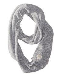 Patagonia | Gray Better Sweater Scarf | Lyst