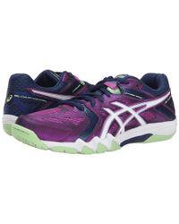Asics | Purple Gel-court Control™ | Lyst