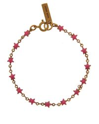 Isabel Marant | Pink Hoshi Star Resin Bracelet | Lyst