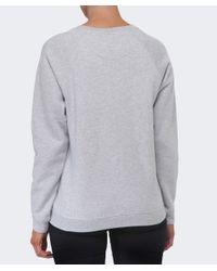 KENZO | Gray Sweatshirt | Lyst