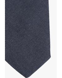 7 For All Mankind | Blue Pocket Square Clothing The Yankee Tie In Indigo Denim for Men | Lyst