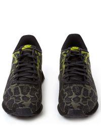 Nike - Black Internationalist Jacquard Trainers - Lyst