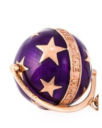 True Rocks | Blue Large 'star Globe' Necklace | Lyst