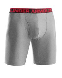Under Armour | Gray Original Boxerjock 9 Inch Boxer Briefs for Men | Lyst