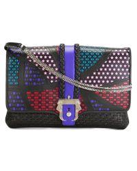 Paula Cademartori | Black Sylvie Leather Shoulder Bag | Lyst