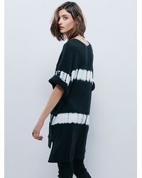 Free People | Black We The Free Canyon Wash Tunic | Lyst