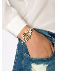 Pamela Love | Yellow 'empire Reflection' Cuff | Lyst