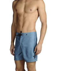 Hurley | Blue Swimming Trunks for Men | Lyst