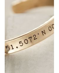 Winifred Grace | Metallic Coordinates Cuff | Lyst