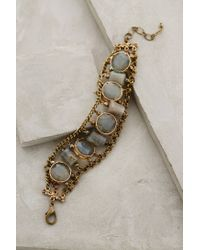 Anthropologie | Gray Elemental Bracelet | Lyst