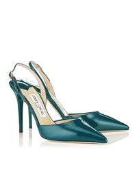 Jimmy Choo - Blue Tarida - Lyst