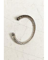 Han Cholo Metallic Pyramid Cuff Bracelet for men
