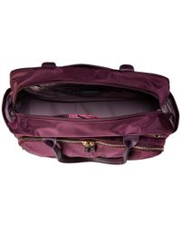 Tumi - Purple Voyageur Athens Carry-all - Lyst