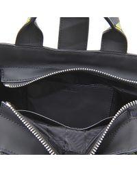 KENZO Green Kalifornia Mini Vichy Gommato Bag