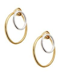 Bjorg | Metallic Earrings | Lyst