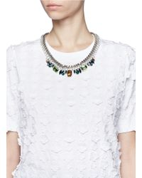 Venessa Arizaga | Multicolor 'treasure Chest' Necklace | Lyst