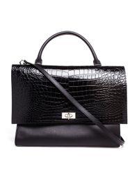 Givenchy | Black Antigona Shopper | Lyst
