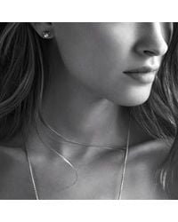 David Yurman Pearl Earrings With Diamonds Best All Earring Photos