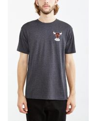 Urban Outfitters - Gray Chicago Bulls Tee for Men - Lyst