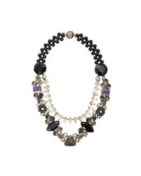 Tataborello | Multicolor Leda Necklace | Lyst