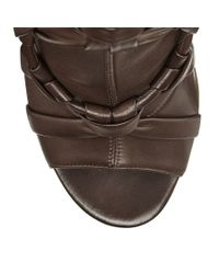 Jimmy Choo | Brown Anneli 110 | Lyst