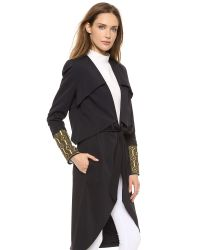 Sass & Bide Blue The Miraculous Jacket French Navy