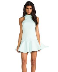 Cameo - Blue Another Heart Dress in Mint - Lyst