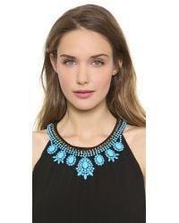 Venessa Arizaga - Skys The Limit Necklace Blue - Lyst