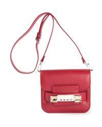 Proenza Schouler - Red Tiny Ps11 Shoulder Bag - Lyst